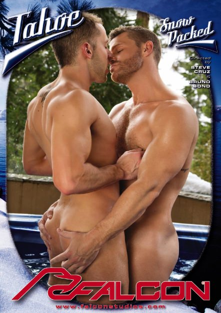gay muscle porn movie Tahoe - Snow Packed | hotmusclefucker.com
