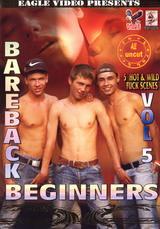 Bareback Beginners #05 Dvd Cover
