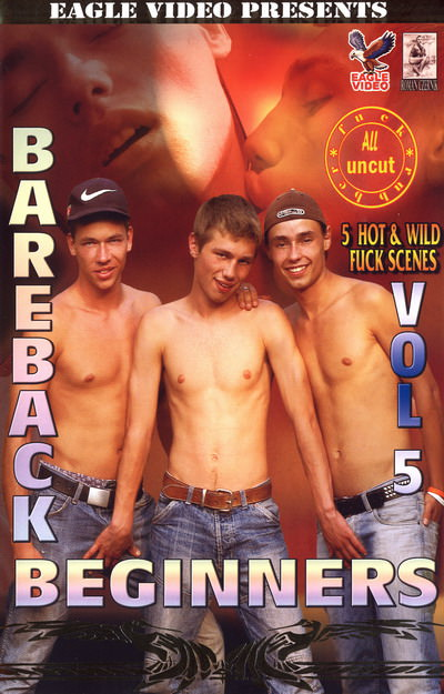 Bareback Beginners #05, muscle porn movies / DVD on hotmusclefucker.com