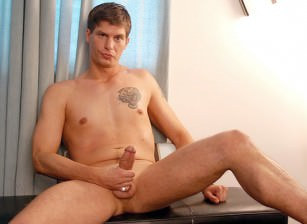 gay muscle porn clip: Str8 With A Twist - Mikael, on hotmusclefucker.com