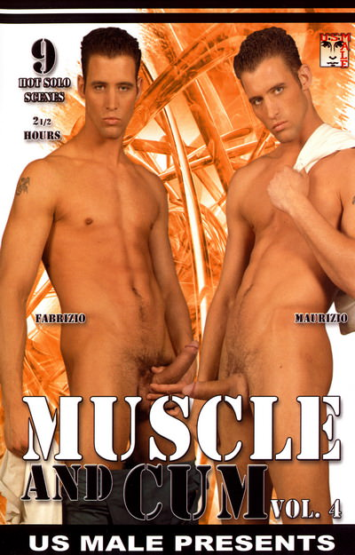 Muscle And Cum #04, muscle porn movie / DVD on hotmusclefucker.com