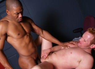 gay muscle porn clip: Black, Red and White all over - Scott Alexander & Steven Ponce, on hotmusclefucker.com