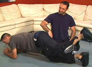 Jr Dads N Athletic Lads #01, Scene #03