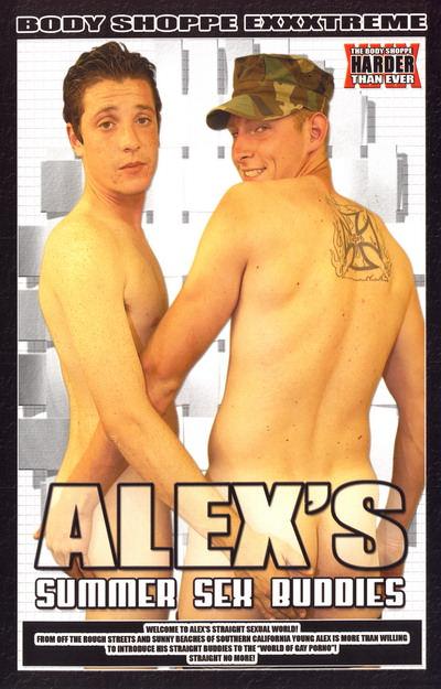 Alex s Summer Sex Buddies, muscle porn movies / DVD on hotmusclefucker.com