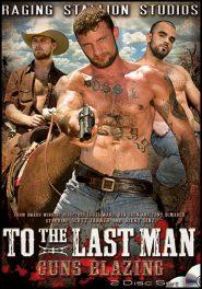 To The Last Man: Guns Blazing Part 2 DVD Cover