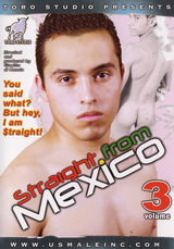 Straight From Mexico #03 Dvd Cover