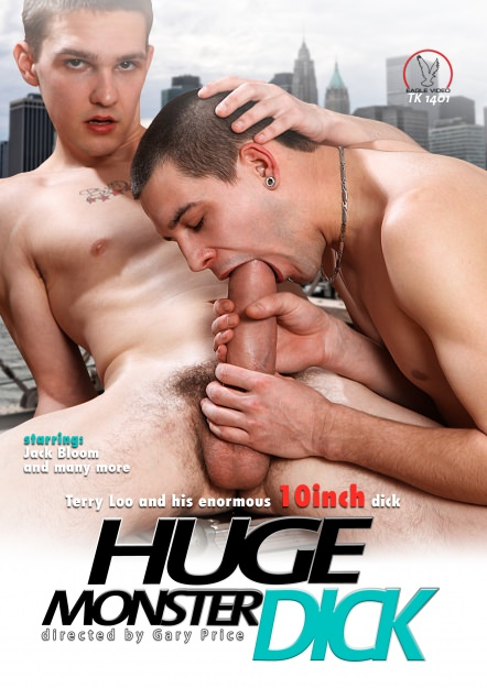 Huge Monster Dick, muscle porn movie / DVD on hotmusclefucker.com