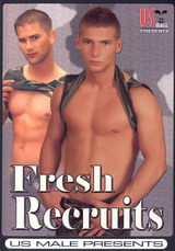 Fresh Recruits Dvd Cover
