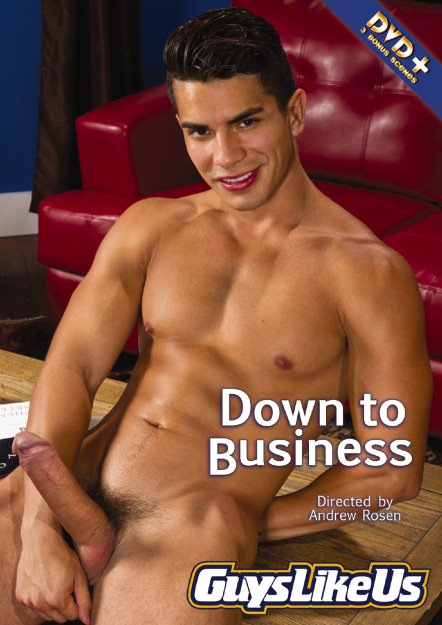 Business gay porno