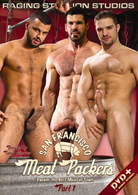 gay muscle porn movie San Francisco Meat Packers - Part 1 | hotmusclefucker.com