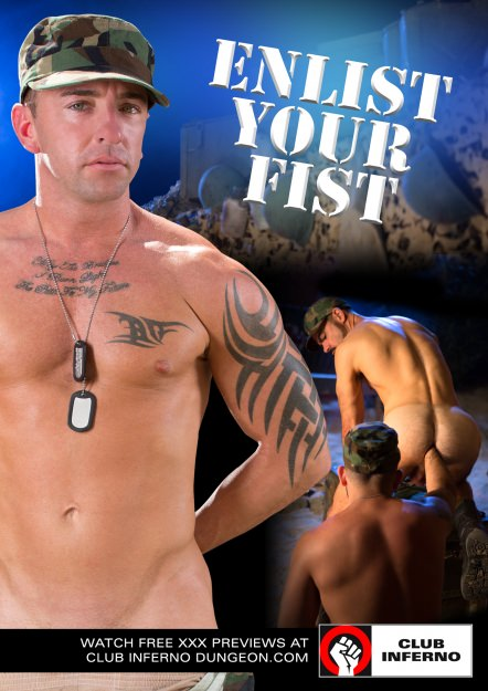 Enlist Your Fist Dvd Cover