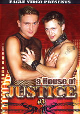 A House Of Justice #03 Dvd Cover