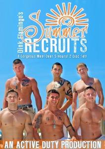 Summer Recruits DVD Cover