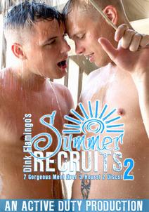 Summer Recruits 2 DVD Cover