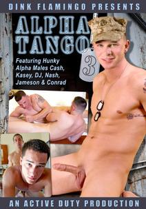 Alpha Tango 3 DVD Cover