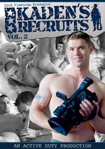 Kaden's Recruits 2 DVD Cover