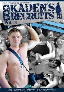 Kaden's Recruits 3 DVD Cover