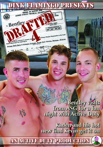 Drafted 4 Dvd Cover