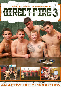 Direct Fire 3 DVD Cover