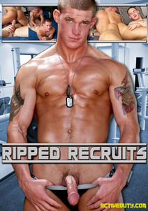Ripped Recruits DVD Cover
