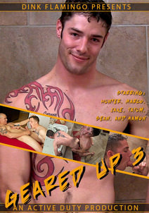 Geared Up 3 DVD Cover