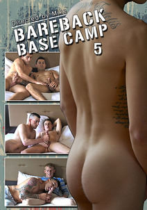Bareback Base Camp 5 Dvd Cover