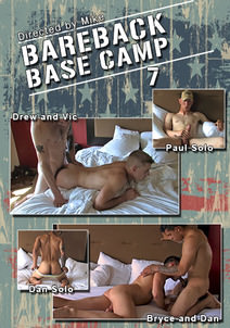 Bareback Base Camp 7 DVD Cover