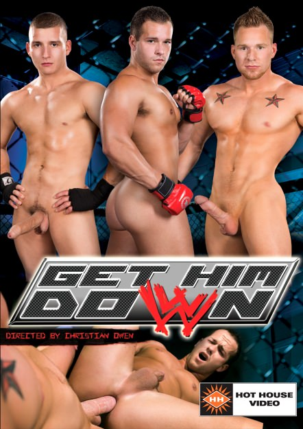 Get Him Down, muscle porn movies / DVD on hotmusclefucker.com