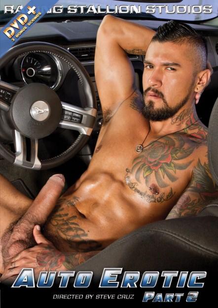 gay muscle porn movie Auto Erotic, Part 2 | hotmusclefucker.com