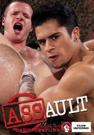 gay muscle porn movie ASSault | hotmusclefucker.com