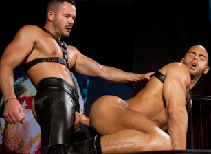 gay muscle porn clip: The URGE - Pound That Butt - Sean Zevran & Valentin Petrov, on hotmusclefucker.com