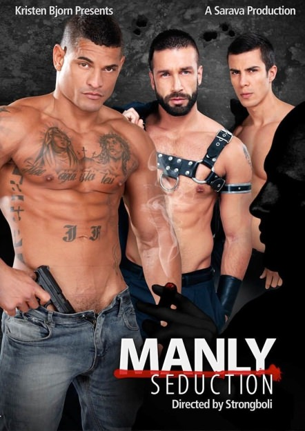 Manly Seduction - Ultimate Proof 1 Dvd Cover