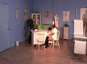 Bi Cream Pie Clinic #01, Scene #04