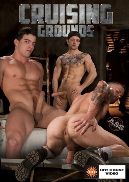 gay muscle porn movie Cruising Grounds | hotmusclefucker.com