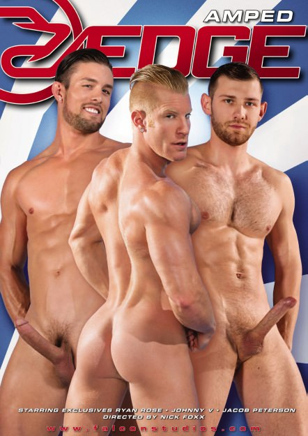 Amped Dvd Cover