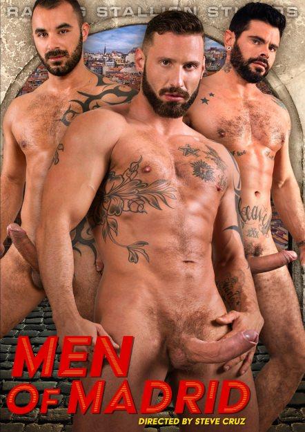 Men of Madrid DVD Cover