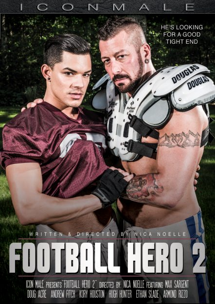 Football Hero 2 Dvd Cover