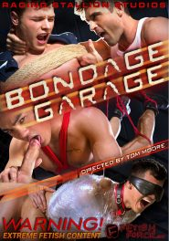 Bondage Garage Dvd Cover
