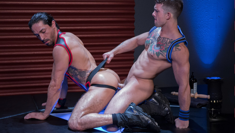 Skuff: Rough Trade 2, Scene # 04 – Mikoah Kan, Sebastian Kross (hothouse)