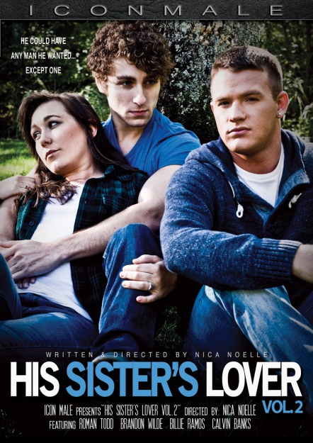 His Sister's Lover 2 Dvd Cover