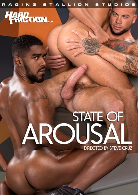 State of Arousal Dvd Cover