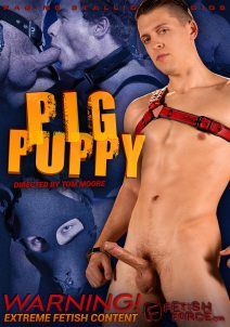 Pig Puppy, muscle porn movies / DVD on hotmusclefucker.com
