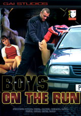 Boys On The Run Dvd Cover