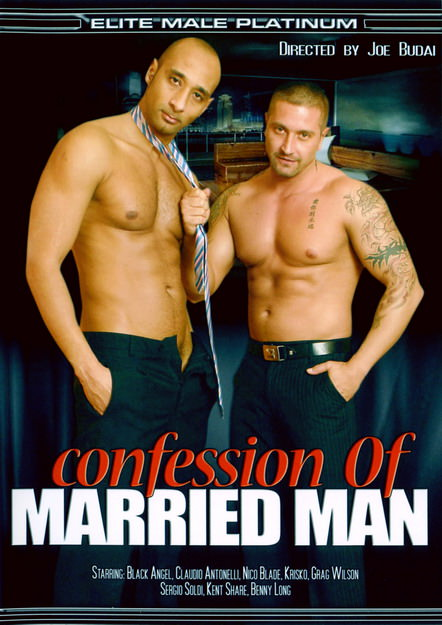 Confession Of Married Man, muscle porn movie / DVD on hotmusclefucker.com