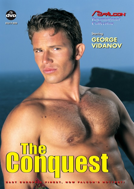 The Conquest Dvd Cover