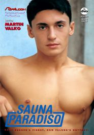 Sauna Paradiso DVD Cover