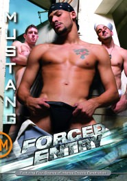 Forced Entry DVD Cover