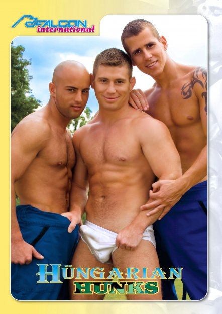 Hungarian Hunks Dvd Cover