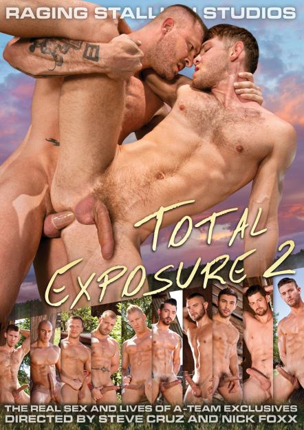 gay muscle porn movie Total Exposure 2 | hotmusclefucker.com