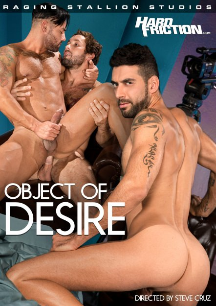 Object of Desire Dvd Cover